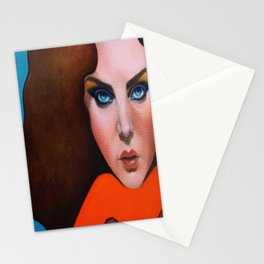 Gigantologia - le 2 buone sorelle Stationery Cards