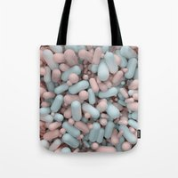pills Tote Bags featuring Pills by Jacky MK Leung