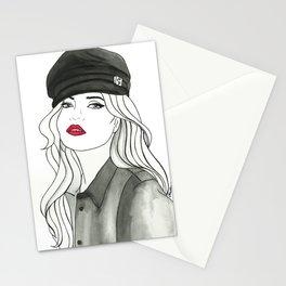 Vintage Kate Moss Stationery Cards
