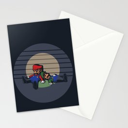 Wrong Shrooms Stationery Cards