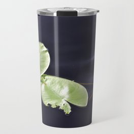 Waterlily pads Travel Mug
