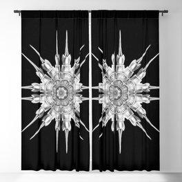 Ninja Star 6 Blackout Curtain
