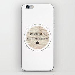 but iPhone Skin