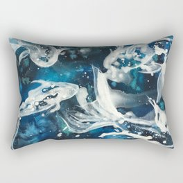 School of Celestial Guardians Rectangular Pillow