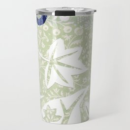 Clouds in November, Autumn Wind Splendor Travel Mug