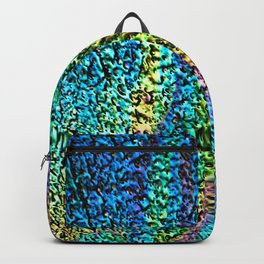 Rainbow Oil Backpack