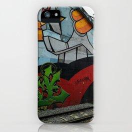 Mazinger Z graffiti iPhone Case