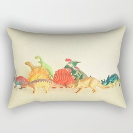 Walking With Dinosaurs Rectangular Pillow