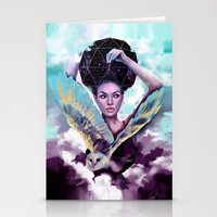 journey Stationery Cards featuring Journey by Slaveika Aladjova