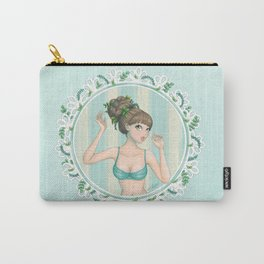 The Spring Collection: Merryweather Carry-All Pouch