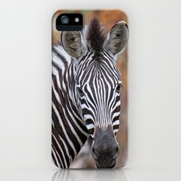 Back and forth - Africa wildlife iPhone Case