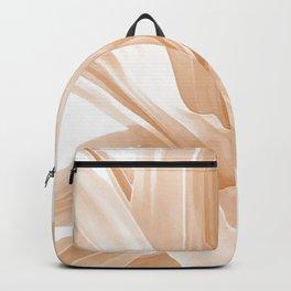 Orange Leaves Backpack
