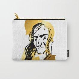 Niccolo Paganini and golden violin Carry-All Pouch