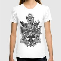 pagan T-shirts featuring PAGAN WICCAN II by DIVIDUS