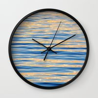 monet Wall Clocks featuring Monet Memories by Teresa Chipperfield Studios