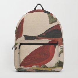 Cardinal Grosbeak Red Tanager13 Backpack