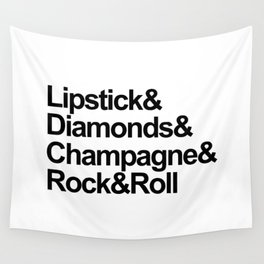 Rock & Roll Wall Tapestry