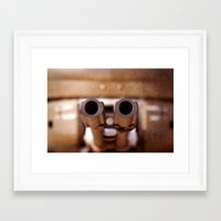 welcome Framed Art Prints featuring Welcome by digital2real