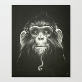Prisoner (Original) Canvas Print