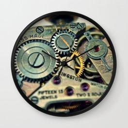 Mechanical Watch Movement - Kingston Wall Clock