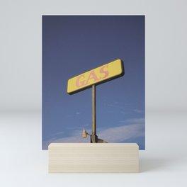 Gas Mini Art Print