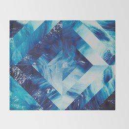 Spatial #1 Throw Blanket