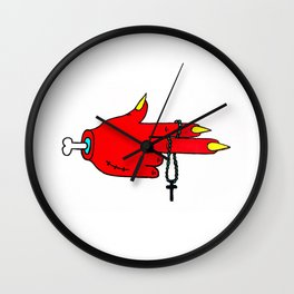 The Right Hand Wall Clock