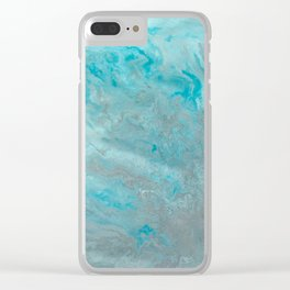 Fluid 3 Clear iPhone Case