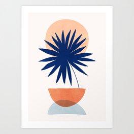 Islands in The Sun Art Print