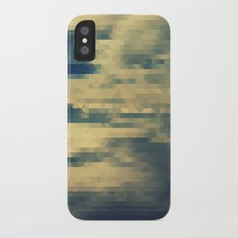 Just Above iPhone Case