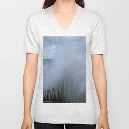 A Gale to Blow the Year Out #2 (Chicago Waves Collection) Unisex V-Neck