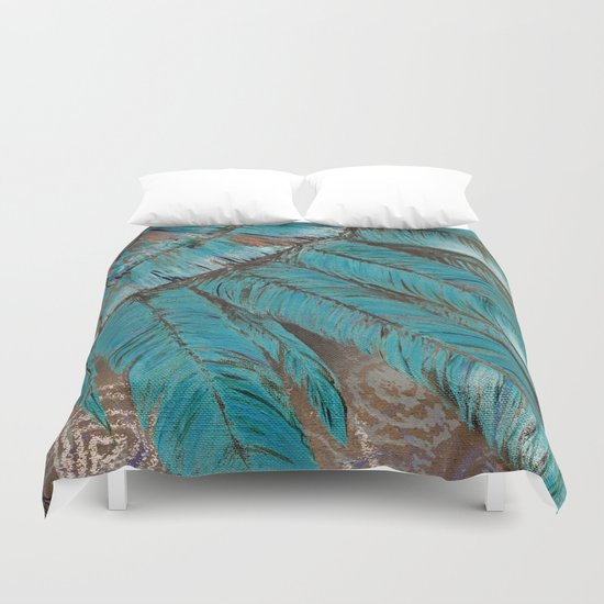 The Ancients Duvet Cover