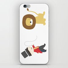 Lion Tamer iPhone & iPod Skin