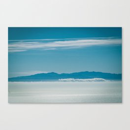 Somewhere Over the Clouds Canvas Print