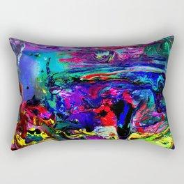Mur no. 4 Rectangular Pillow