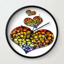 Herzen Wall Clock
