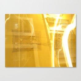Light Haze Canvas Print