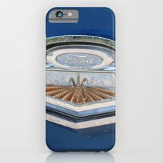 Vintage FORD Truck Badge Slim Case iPhone 6s