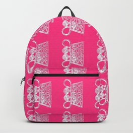 Spirit locks pink hmon Backpack