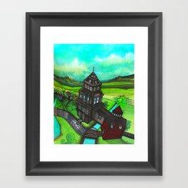 Terra Magica Framed Art Print