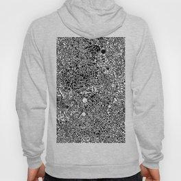 Cell Pattern Hoody