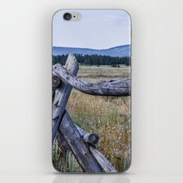 The Ranch III iPhone Skin