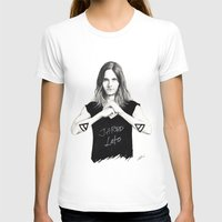 jared leto T-shirts featuring Jared Leto fan art by tayeichi