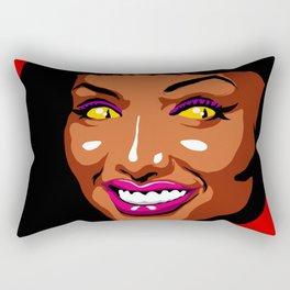 Thrill Me Rectangular Pillow