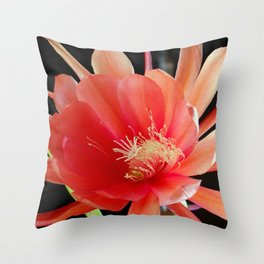 In The Jungle, The Mighty Jungle Throw Pillow