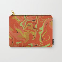 Papaya Juice Carry-All Pouch