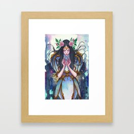 Flight of Fancy Framed Art Print