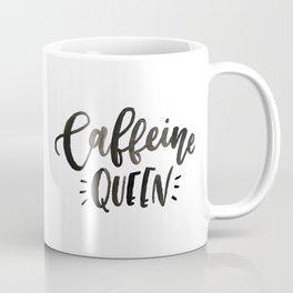 Caffeine Queen Coffee Mug