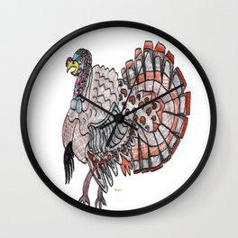 Tom Turkey Wall Clock