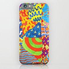 Watercolor Painting iPhone 6s Slim Case